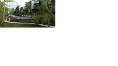Photo for all inclusive available , paradise found ,new 2 br 2 ba quiet & secu