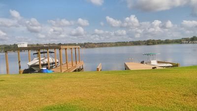 Photo for Waterfront lake Conroe gated exclusive luxury condo