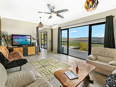 Photo for Best North facing views over Moonee Beach and the Valley