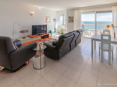 Photo for TOP - APARTMENT VISTA PRAIA WITH FANTASTIC SEA VIEWS