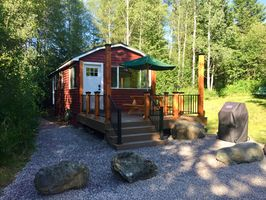 Photo for 1BR Cabin Vacation Rental in West Glacier, Montana