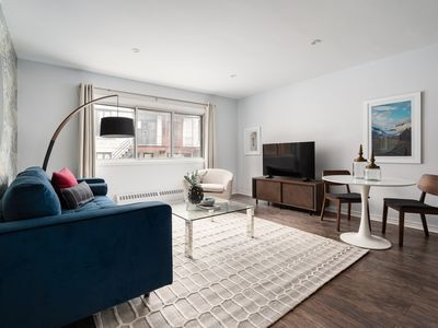 Photo for Artsy 1BR in Plateau by Sonder