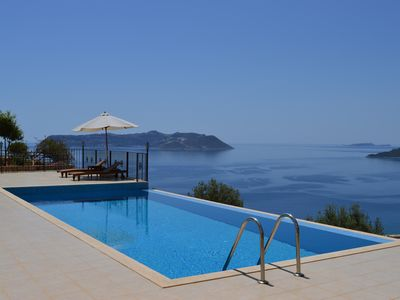 Photo for Kas Spacious Luxury 3 Bed 3 Bath Duplex, Sleeps 6 In Comfort, Kingsize Bed, WiFi