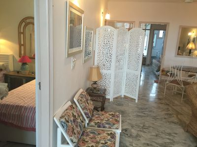 Photo for Super Convenient!3BD - Cozy-MInt Clean- Close to best shopping in Delhi!