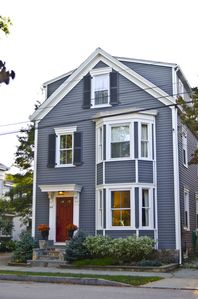 Photo for Stonington Borough Townhouse, Newly Restored and Beautifully Appointed