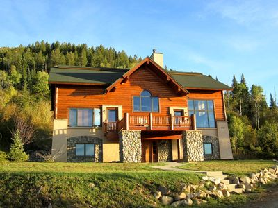 Photo for Elegant, Luxurious Home with Spectacular Views on the Shoulder of Mt Werner