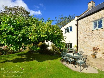 Photo for 1BR Cottage Vacation Rental in UPLYME, South West England