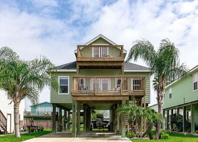 Island Time Get Away- 2 decks for great sunset views & relaxing after the beach