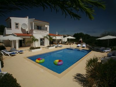 Photo for Superb Luxury Modern Villa, Large Private Pool, Air con, Wifi and Country Views.