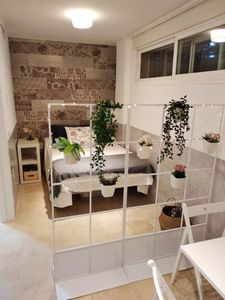 Photo for Homerez last minute deal - Beautiful studio in Málaga and Wifi