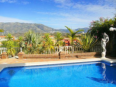 Photo for Mijas Villa, Sleeps 8 with Pool, Air Con and WiFi