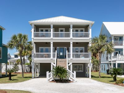 Photo for Your dream vacation starts at Beachside Dream: 5 BR/4 BA Home in Orange Beach