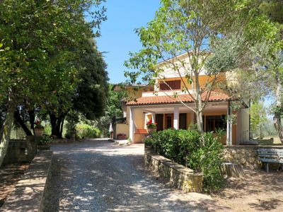 Photo for Apartment Residence Il Montaleo (CMT220) in Casale Marittimo - 4 persons, 2 bedrooms