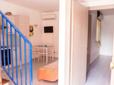 Photo for Apartment 1.2 km from the center of Principina a Mare with Parking, Internet, Washing machine, Air conditioning (118717)