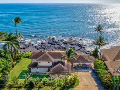 Photo for Kahalekai - Best Value Oceanfront Home in Sunny Poipu
