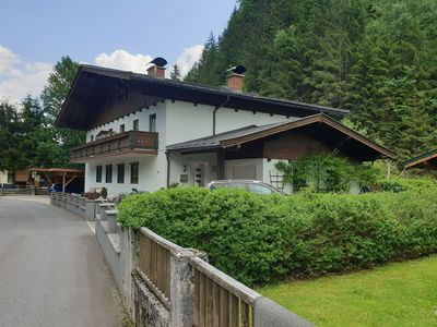 Photo for Spacious Apartment in Saalbach-Hinterglemm near ski Area
