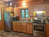 Snowline Cabin #10 - Log cabin at its best! Free Wi-Fi! - Two Bedroom Chalet, Sleeps 8
