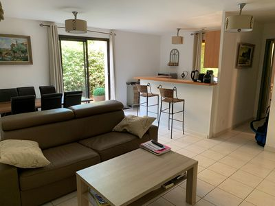 Photo for 3 comfortable rooms, 450m from Lozari beach