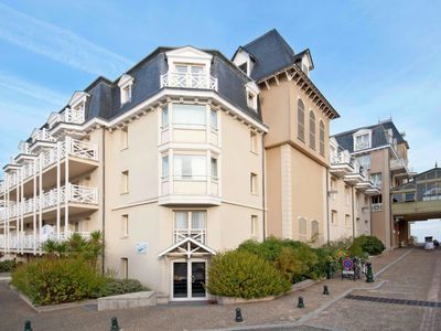 Photo for Apartment Résidence Neptunia (ALO311) in Saint Malo - 4 persons, 1 bedrooms