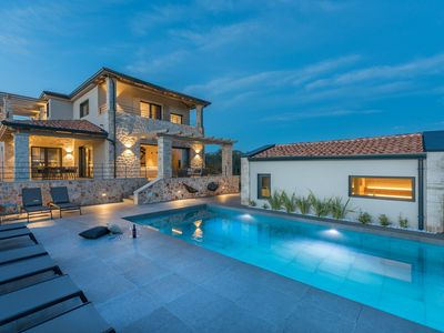 Photo for Luxury Villa Deluxe, in Istria, with a Pool