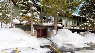 Photo for Serene Mammoth Condo just minutes from Eagle lift or Ski Down to Chair 15