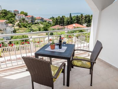 Photo for Apartment Robert (61891-A2) - Gradac