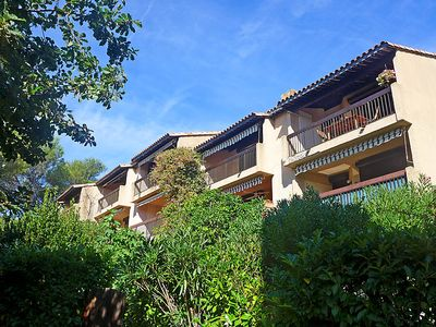 Photo for One bedroom Apartment, sleeps 4 in La Croix-Valmer with WiFi