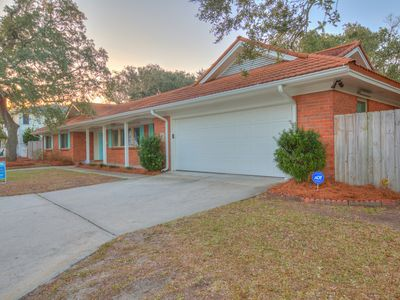 New Pool  - 1 Block from the Beach -  Huge Backyard - Privacy Fence!