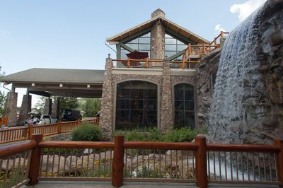 Beautiful Westgate at Canyons Resort Center.