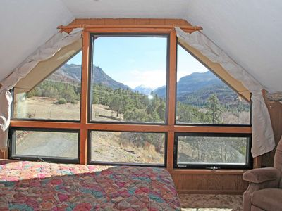 Photo for Rustic Cabin - 4 miles from Downtown Ouray