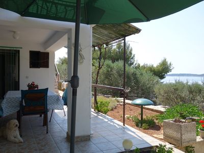Photo for Apartment Nev  A2 Mali(2+1)  - Blato, Island Korcula, Croatia