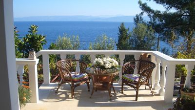 Photo for Paxos Sea Front Vacation Home (339)