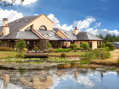 Photo for Wish Willow Stud Holiday Home, a contemporary country residence, in South Co. Wicklow