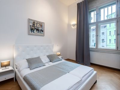 Photo for Unique 70m2 Apartment in the Heart of Prague!