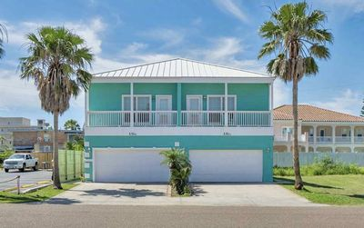 Photo for Dolphin House-4 Bedroom 3 1/2 bath w/ Pool, Across Beach Access