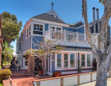Photo for Luxury Single-Family CAPE COD HOME in Mission Beach, CALIFORNIA