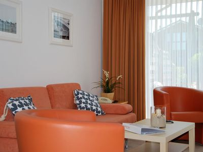 Photo for Apartment on the dune path of the North Sea resort Cuxhaven-Duhnen. 300 m to the beach. Whg. 20, 4 pers.