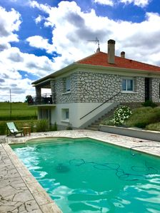 Photo for Holiday house for 8 people with swimming pool