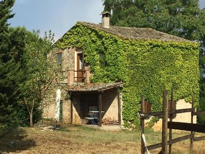 Photo for Holiday apartment Porchiano for 4 - 6 persons with 3 bedrooms - Farmhouse