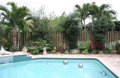 "Photo for ""Enjoy Life""---A slice of paradise in Fort Lauderdale with heated pool"