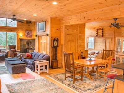 Photo for Maine woods retreat with access to Moosehead Lake with Wi-Fi