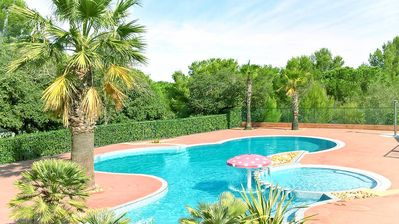 Photo for Apartment Résidence Les Pescalunes  in Agde, Languedoc - Roussillon - 6 persons, 2 bedrooms