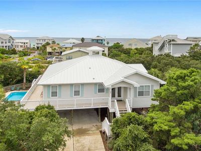 Photo for Broad Reach - Gulf Trace Community, 30A, Private Pool, Steps to the Sand!