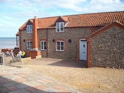 Photo for 3 Bedroom Detached House Converted from Stables Overlooking Sandy Beach
