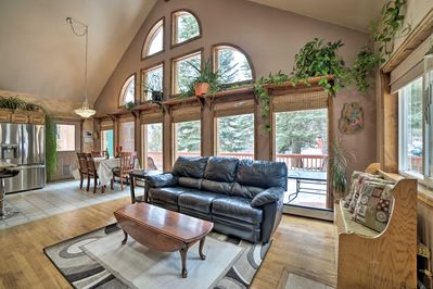 Plan your trip to this Ouray vacation rental home today!