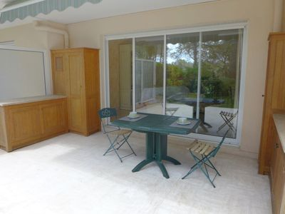 Photo for Apartment Le Green in Saint-Raphaël - 2 persons, 1 bedrooms