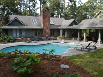 Photo for New Renovation! Pool heat included Spring and Fall! Bikes included!