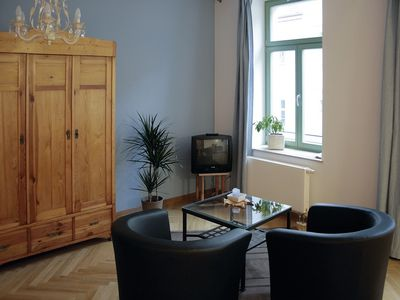 Photo for stylish apartment in the city center of Dresden - nice location, nice price