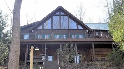 Photo for Waterfront home with optional boat rental. Less than 10 miles to Clemson