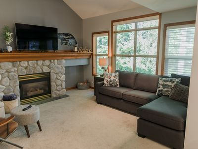 Photo for Newly Updated Quiet Family Oriented Whistler Townhome, located in Arrowhead Poin